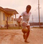Mauro Silva infância